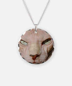 sphynx_eyes Necklace
