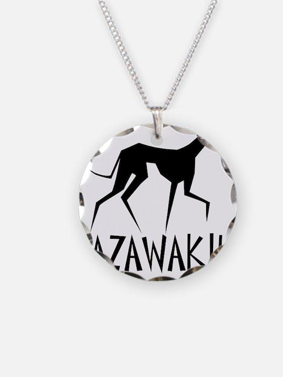 Azawakh Necklace