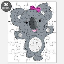 Koala Girl1 Puzzle