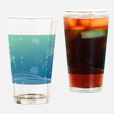 Lotus Queen Duvet Drinking Glass