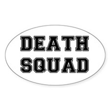 DEATH SQUAD Decal