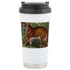 African Tiger Travel Mug