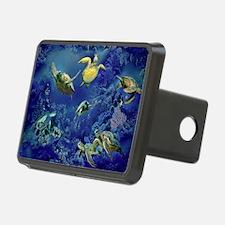 aquarium of sea turtles Hitch Cover