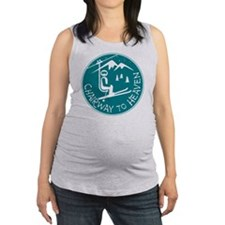 Chairway to Heaven Maternity Tank Top
