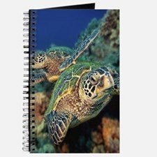 pair of sea turtles Journal