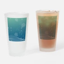 Lotus Puzzle Drinking Glass