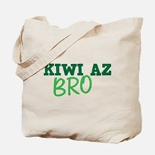 KIWI AZ Bro funny New Zealand saying Tote Bag