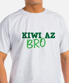KIWI AZ Bro funny New Zealand saying T-Shirt