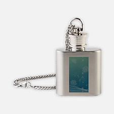 Lotus Galaxy Note Case Flask Necklace