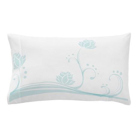 Lotus Magnetic Dry Erase Board Pillow Case