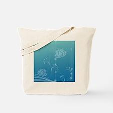Lotus Twin Duvet Tote Bag