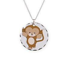 Monkey Boy 1 Necklace