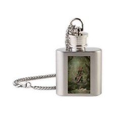 tef_iPhone_Snap_Case Flask Necklace