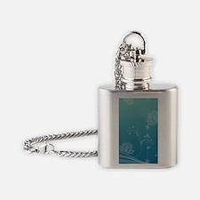 Lotus Nexus S Phone Case Flask Necklace