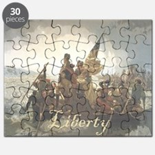 Crossing The Delaware Liberty Puzzle