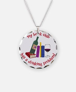 Drinking Problem Necklace