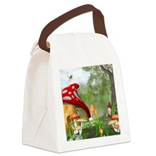 dl_iPad 3 Folio Canvas Lunch Bag