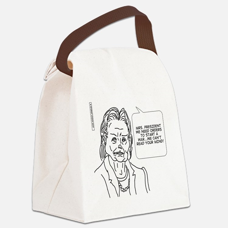 1057 Canvas Lunch Bag