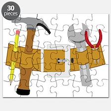 Handyman Tools Puzzle