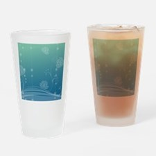 Lotus Jewelry Case Drinking Glass