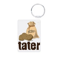 Tater Keychains