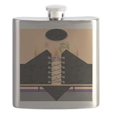 Latte Dominatrix Flask