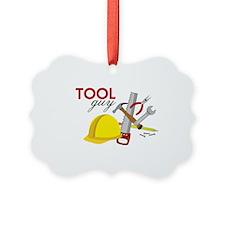 Tool Guy Ornament