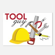 Tool Guy Postcards (Package of 8)