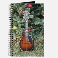 Gibson Mandolin Under the Christmas Tree Journal