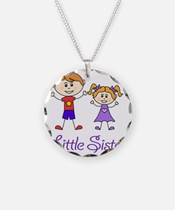 Little Sister Personalized! Necklace
