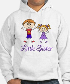 Little Sister Personalized! Hoodie