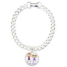 Little Sister Personaliz Bracelet