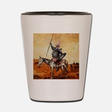 Uncle Sam Shot Glass