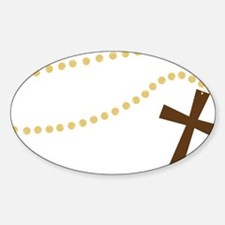Christian Cross Decal