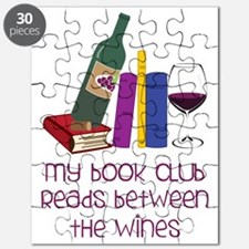 My Book Club Puzzle