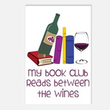 My Book Club Postcards (Package of 8)