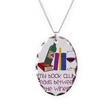 My Book Club Necklace