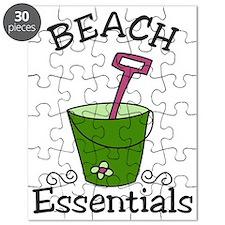 Beach Essentials Puzzle