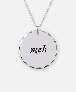 3Meh Necklace