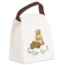Tater Time Canvas Lunch Bag
