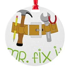 Mr. Fix It Ornament