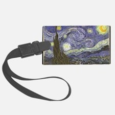 Van Gogh Starry Night Luggage Tag