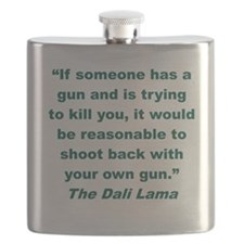 IF SOMEONE HAS A GUN AND IS TRYING TO KILL Y Flask