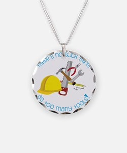 Too Many Tools Necklace