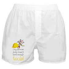 Enough Tools Boxer Shorts