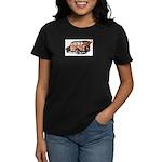 Woody Women's Dark T-Shirt