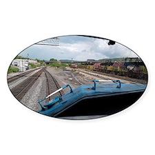 Conrail Ride Along Decal
