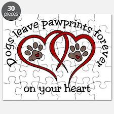 Pawprints Puzzle