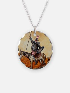 Uncle Sam Necklace