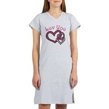 Luv You Women's Nightshirt